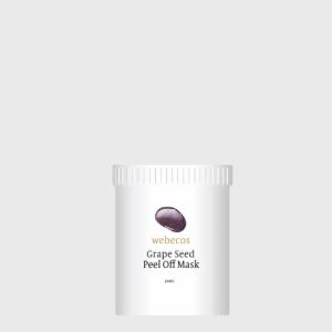 Grape seed peel off mask 200 gram