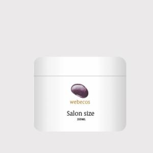 Massage cream white 500 ml