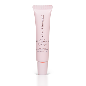 Regeneration eye contour gel cream