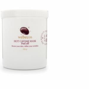 Caviar peel off mask 200 gram