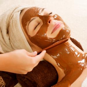 Kopie van Chocolade masker